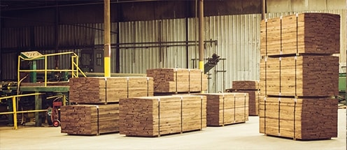Broadleaf Lumber Shipping Quality